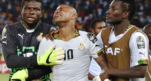 Our love for the Black Stars is dead indeed