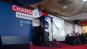 Only Flagstaff House is immune to recession in Ghana - Bawumia