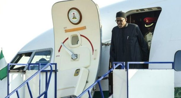 Nigeria to sell two presidential jets 'to cut waste'