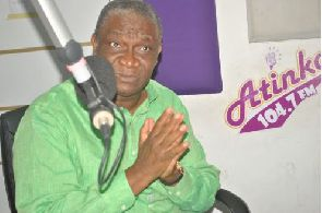 NDC behaving like 'spoiled brats' with debate challenge – Agyarko