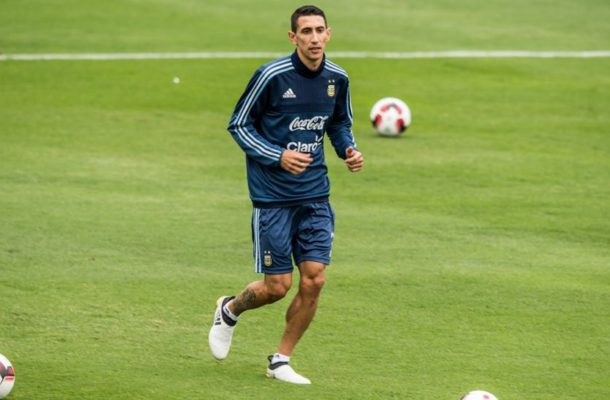 Angel Di Maria says he nearly followed Messi into Argentina retirement