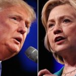 US election 2016: Clinton rips into Trump over taxes