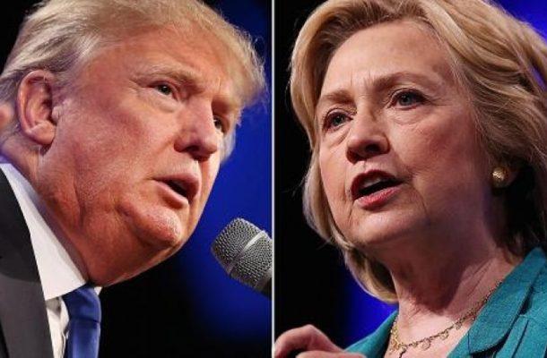 US election 2016: Clinton rips into Trump over taxes