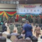 Security agencies use music to promote peace