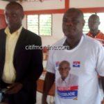Ekumfi NDC Chairman defects to NPP