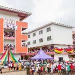 Mahama inaugurates Community Day SHS in Volta Region