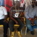 Dumelo, Bukom Banku campaign for Woyongo in Navrongo[Photos]