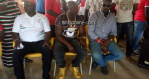 Dumelo, Bukom Banku campaign for Woyongo in Navrongo[Photos]