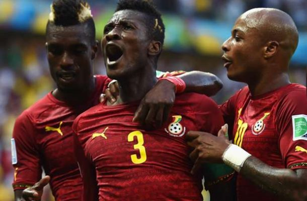 Gyan: No problems with Ayew