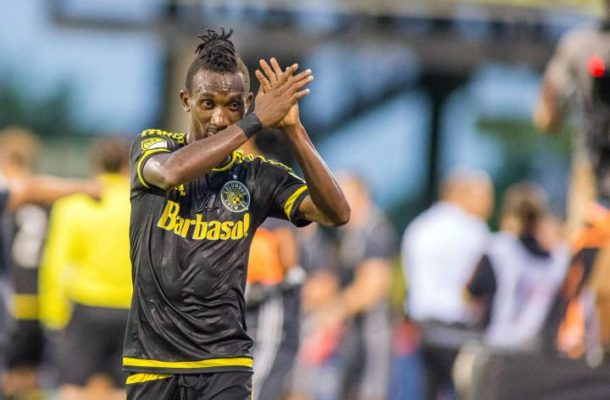 VIDEO: Watch Harrison Afful score with a powerful missile against David Accam's Chicago Fire