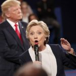 Clinton launches astonishing attack on Russia, accusing Putin of 'war crimes' and attributing leaks to Kremlin efforts to help Trump