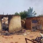 Angry youth raze down houses of alleged witches