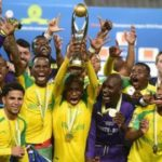 South Africa President Zuma congratulates new Africa champions Sundowns