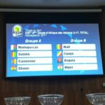 2017 U17 AFCON: Ghana, Madagascar, Guinea and Cameroon in Group A