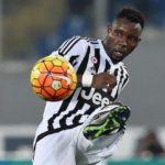 Juve manager Allegri hopeful injury-prone Kwadwo Asamoah stays fit