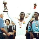 Nii Odartey Lamptey: I would have been a better footballer if I was educated