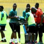 2018 World Cup: Black Stars train in Tamale Ahead of Uganda tie