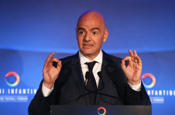 FIFA President Infantino promises clean 2026 WCup bid