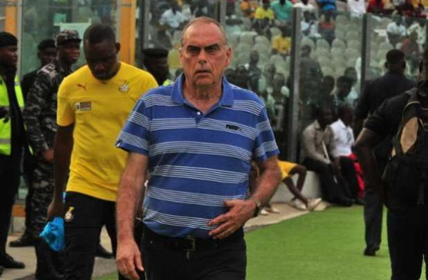 World Cup 2018 Qualifier: Avram Grant Tips Black Stars to Beat Uganda