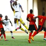 Road to Russia 2018: Ghana 0 - 0 Uganda