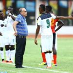 2018 World Cup Qualifier: Ghana missed Andre Ayew and Kwadwo Asamoah in Uganda draw - Micho