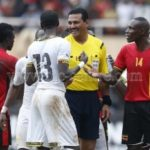Road to Russia 2018: FIFA to scrutiny Sudanese ref after Uganda defender escapes red card in Ghana draw