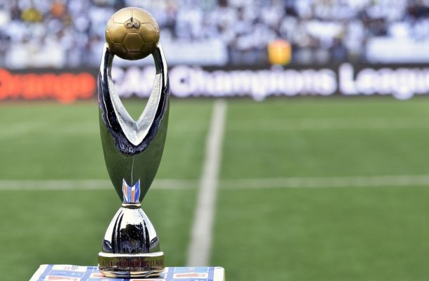 Group stage draw for Total CAF Champions League