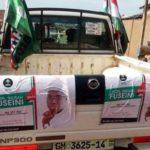 'NDC Aluta boys' chase Inusah Fuseini, seize his car