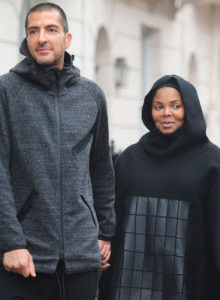 Janet Jackson steps out fully covered up with her husband Wissam Al Mana in London (photos)