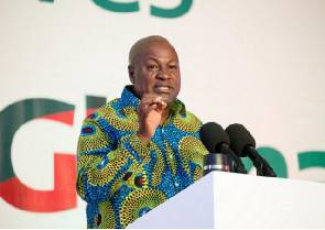 Unapproved charges at Ghana's ports must cease - Mahama