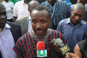 We'll resist NIA's mop-up exercise – John Boadu