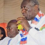 Kufuor joins Kalyppo craze at NPP manifesto launch