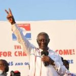 NPP will return Ghana onto a path of stability - Kufuor