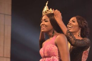 Photos: Leah Brown crowned Miss Malaika Ghana 2016