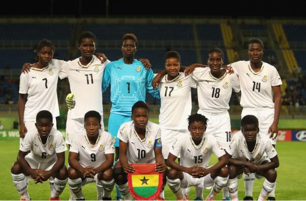 Black Maidens key midfielder Grace Asantewaa suspended for Korea DPR quarter-final clash