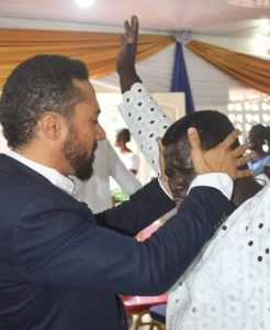 Is Actor Majid Michel On His Way To Be A Pastor? (PHOTOS)