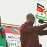 NDC will establish agri-business zone in Dangbe West District - Mahama