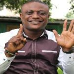 Maurice Ampaw reacts to Commander whose manhood was bitten