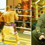 Scottish boxer who was knocked unconscious in the ring has died