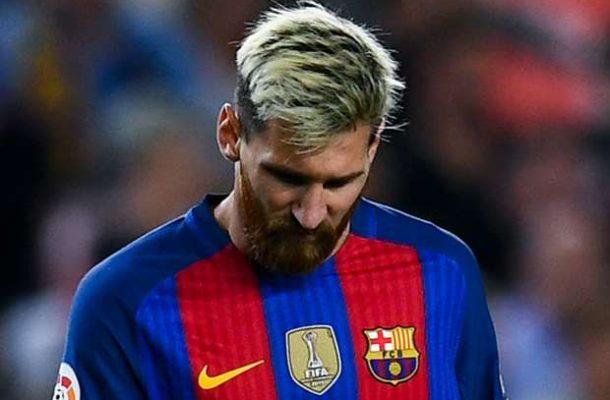Messi is only the fifth best striker I have faced- Elite defender