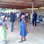 UE/R: Pastors Pray Against Akufo-Addo's Mock Coffin (Photos)