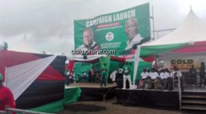Nii Lantey Vanderpuye launches campaign [Photos]