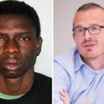 Photos: Mentally-ill Nigerian man sentenced for stabbing renowned London professor to death