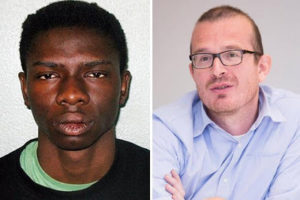Photos: Mentally-ill Nigerian man sentenced for stabbing renowned London professor to death