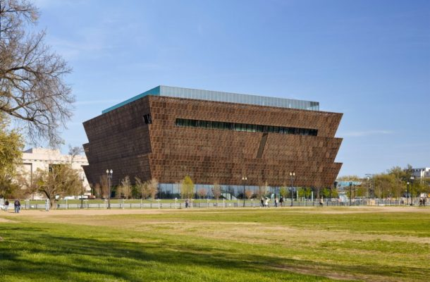 Ghanaian Architect, David Adjaye designs new museum in Washington DC