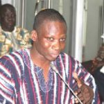 MPs consider Oti Bless' nomination