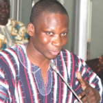 Parliament approves Oti Bless' ministerial nomination