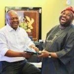 Ghanaians must celebrate Mahama – Dele Momodu