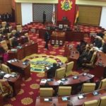 Parliament passes transition bill
