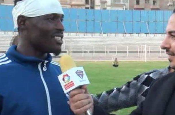 Ghanaian striker Patrick Addo saves El Nasr Taadeenn with brilliant goal